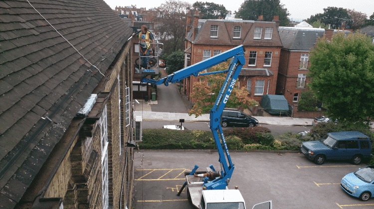 Commercial Gutter Cleaning Sutton